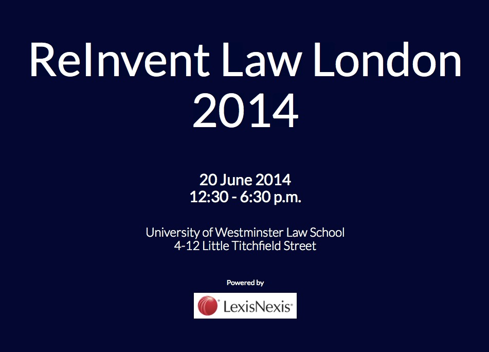 Reinvent law London