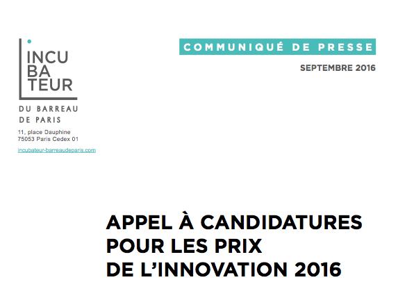 appel-a-candidatures-pour-les-prix-de-linnovation-2016